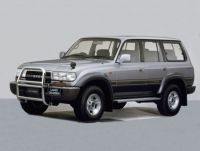 Toyota Land Cruiser 80/105, лифт 4''