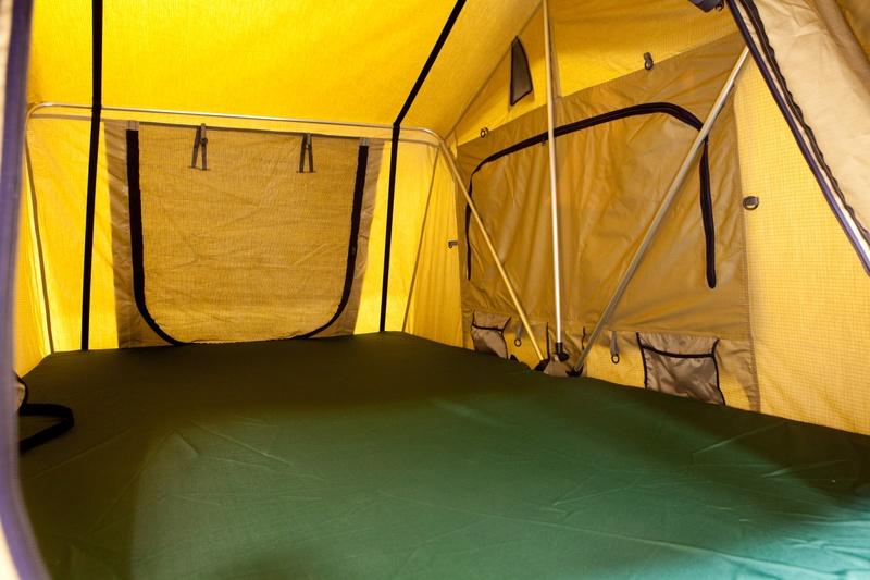Палатки на крышу автомобиля своими руками фото