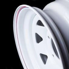 Диски Диски Land-Rover  5х165,1  5x120 Диски R15: Диск колесный Off-Road-Wheels ORW 15х8 5х165.1 ет-10 белый d125 мм